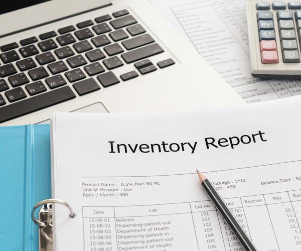 Costbucket inventory reports