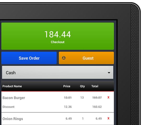 Quantity discount in Costbucket POS