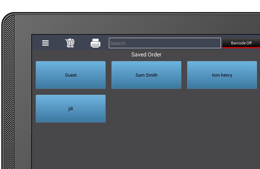 Costbucket Order management